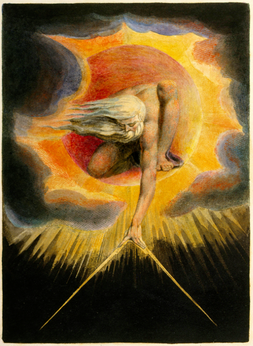BLAKE The Ancient of Days 1794